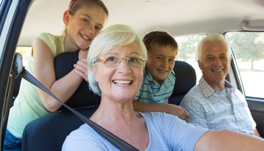The Joys of Educational Travel with Grandchildren