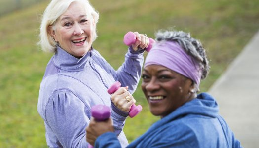 Fitness After 50 Isn't About the Number on a Scale