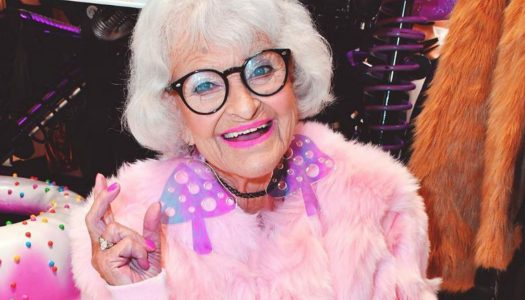 """In Defense of """"Extreme"""" Older Female Fashion Icons"""