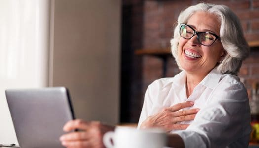 All Women Should Avoid This Online Senior Dating Mistake… But, Most Don't!