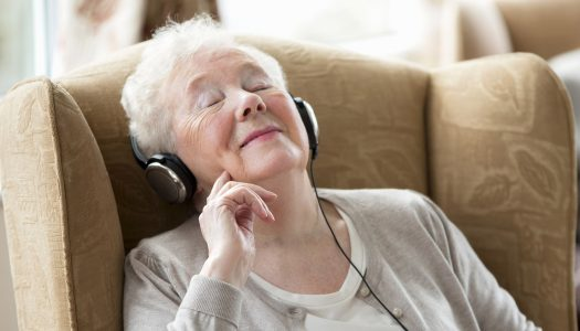 Break the Silence in Their Golden Years: Give Your Aging Parent the Gift of Music