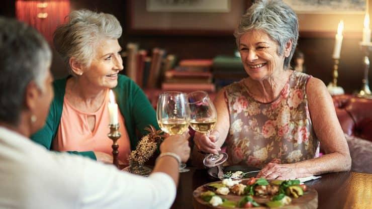 fixed income senior women