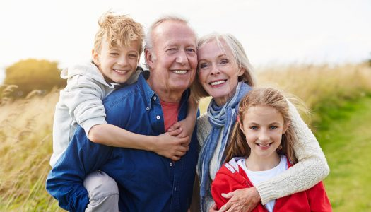 Why Do Our Grandchildren Grow Up So Quickly?