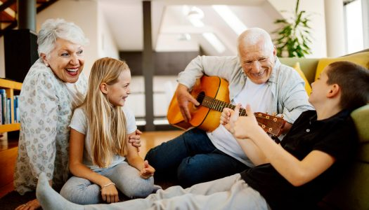 13 Reasons to Sing with Your Grandchildren