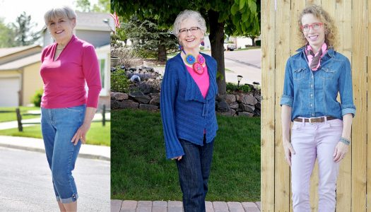 Jeans for Older Women? Why Every Single One of Us Needs a Pair!
