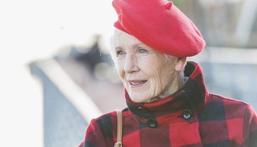 Style Over 60: When I Grow Up I Want to Be a Cool Old Lady