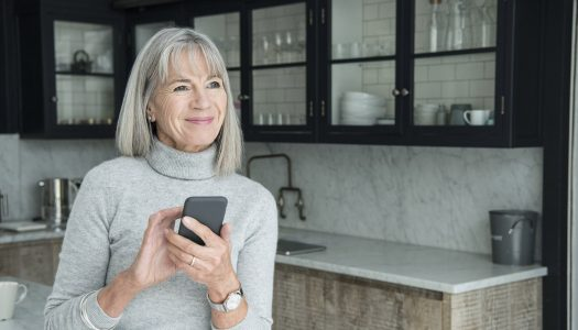 4 Health Risks of Too Much Technology, Especially for Older Adults