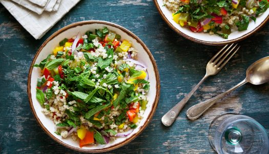 Easy Summertime Recipes: Quinoa Tabouli, Kale Smoothies and More!