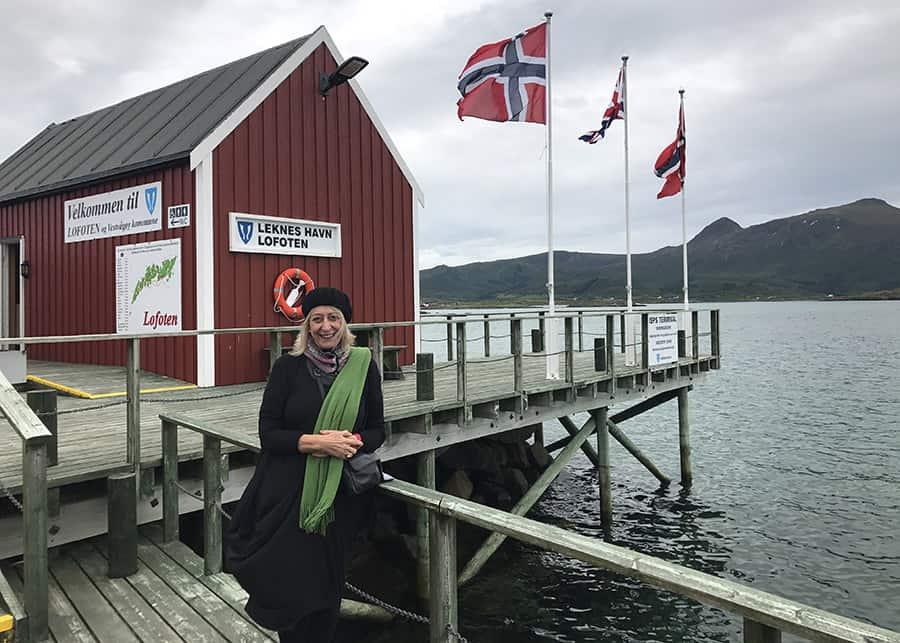 Viking Ocean Cruises _ Lofoten