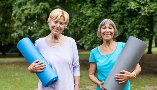 5 Ways to Upgrade Your Yoga Routine in Your 60s or Better