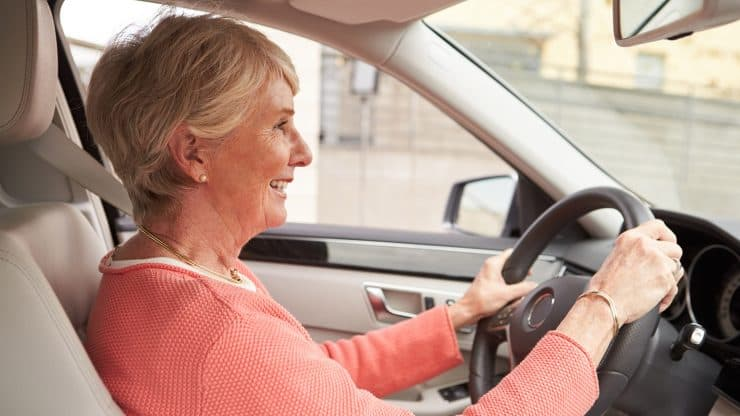 driving in your sixties