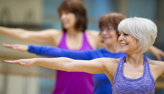 Is Healthy Aging an Issue of Mind Over Matter?