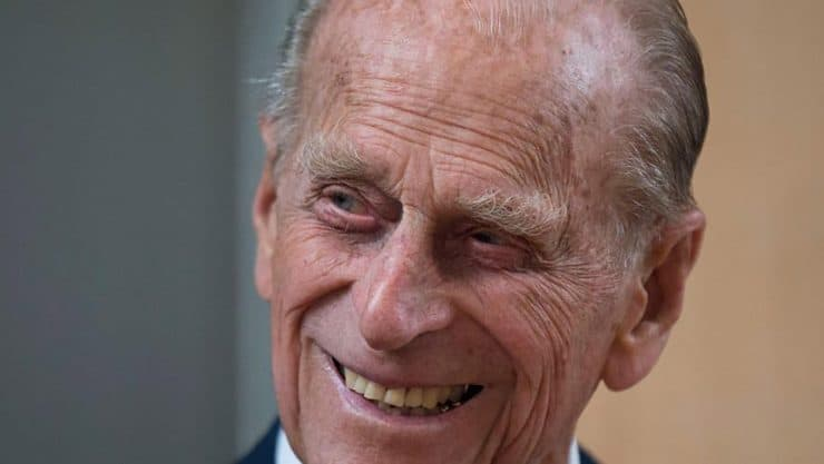 Prince Philip Retired