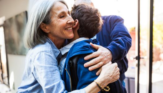 """5 Things to Put in Your Grandchildren's """"Back-to-School"""" Backpack"""