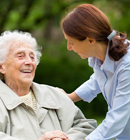 caring dementia