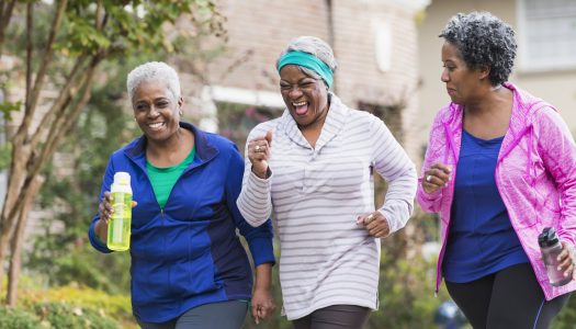 How to Stay Strong, Mobile and Fit in Your 60s and Better