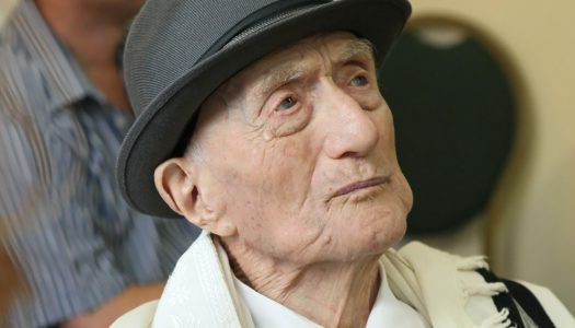 World's Oldest Man and Holocaust Survivor Passes Away at Age 113
