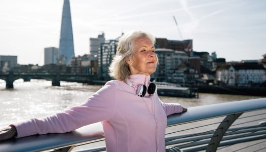 10 Steps to Improve Your Life After 50 Through Deliberate Breathing