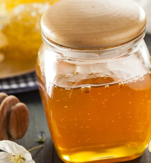 is raw honey good for you