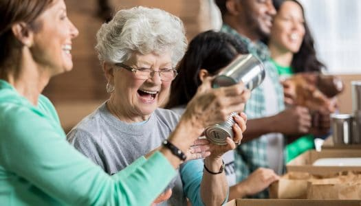 Discovering a New Way of Volunteering in Retirement: Do What You Love and Share It with Others