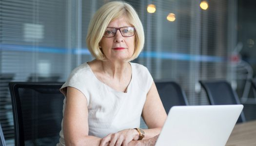 Fighting from Within: Connie's Big Move Against Corporate Ageism