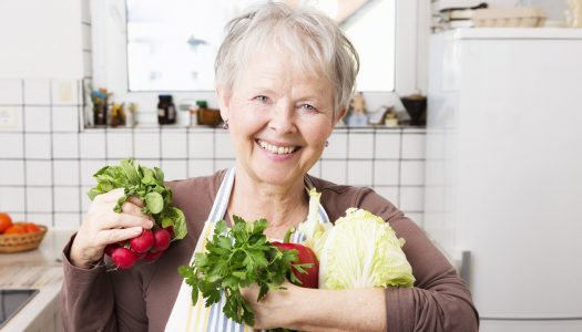 Is the Raw Food Diet Right for Women Over 60?