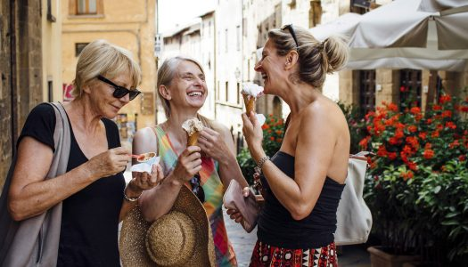 4 Fashion Over 50 Tips from Our Sisters in Italy and France