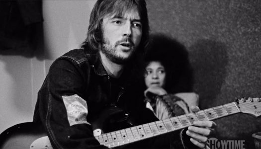 Eric Clapton Won't Let Hearing Loss Slow Him Down, Promotes New Documentary