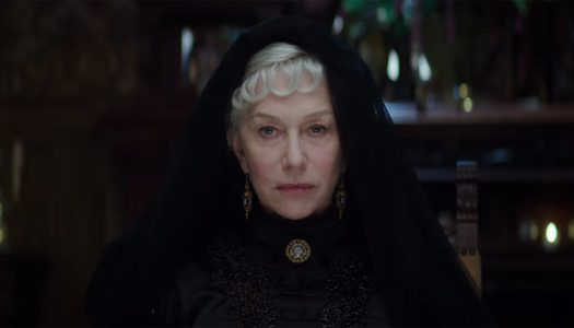 Winchester is a Disappointing Shot in the Dark, But, Helen Mirren Fans Will Watch it Anyway