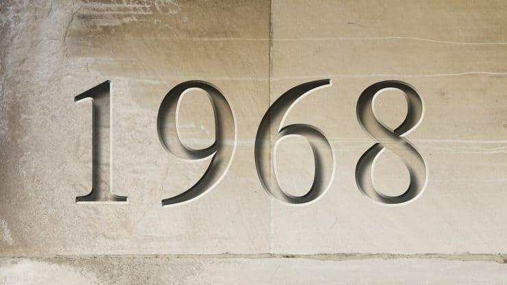 1968 boomer history