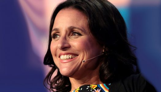 Julia Louis-Dreyfus Finishes Chemo, Reminds Us to Fight Breast Cancer