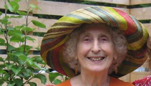 Meet Naomi Wakan, An 86-Year-Old Poet Who Knows How to Thrive in Today's Economy