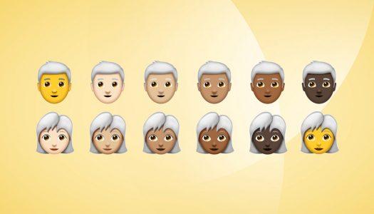 New Emojis Let Seniors Express Their Fabulous Silver Selves!