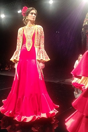 Flamenco Fashion After 60