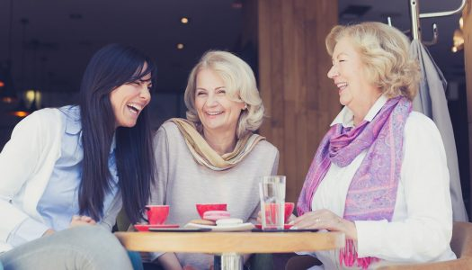 6 Ways to Make New Friends as an Older Adult by Talking to Strangers