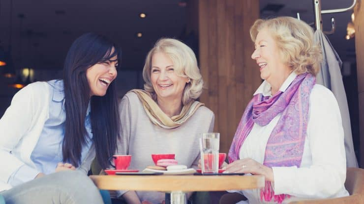 Make New Friends as an Older Adult