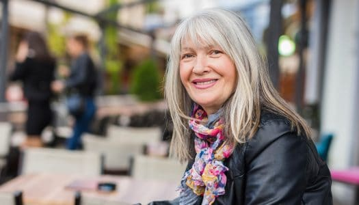 Coloring Grey Hair and Eyebrows: Here Are 3 Top Tips from an Over 50 Fashion Expert