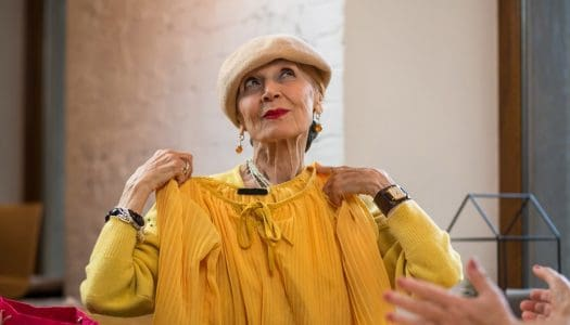 Fashion Over 50 Forget What Others Think and Express Your Eccentricities!