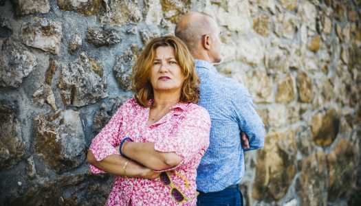 Angry About Your Divorce After 50? Here's What to Do