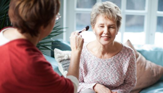 Makeup for Older Women: Margaret and Ariane's Favorites and a Few Surprises!