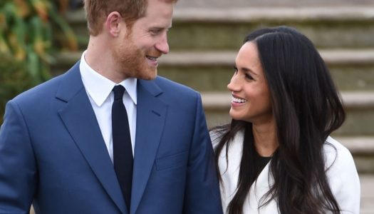 Their Royal Wedding Invite Got Lost in the Mail, So, They Did the Next Best Thing!