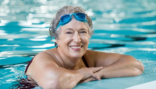 How Swimming Can Be a Great Activity for Women Over 60