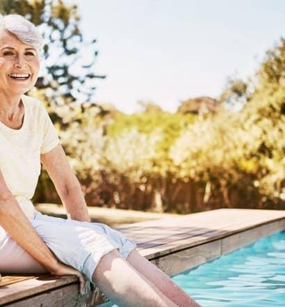 summer makeup tips for older women