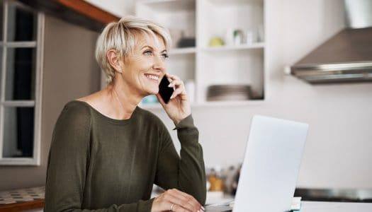 Harnessing the Benefits of the Web to Launch Your Business After 60