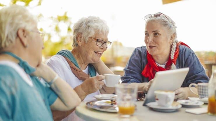 How Women Live in Retirement