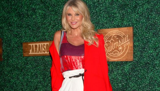 Christie Brinkley Shares Her Secret for Feeling and Looking Young