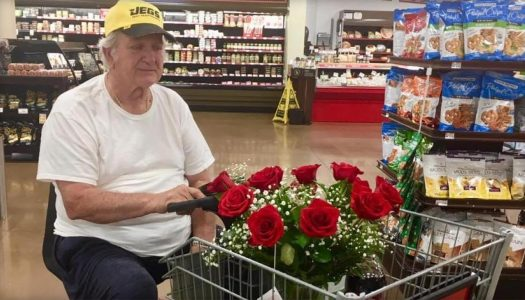 Grocery Store Encounter Leads to a Night of Reminiscing for Widower… and Shows the Power of Kindness