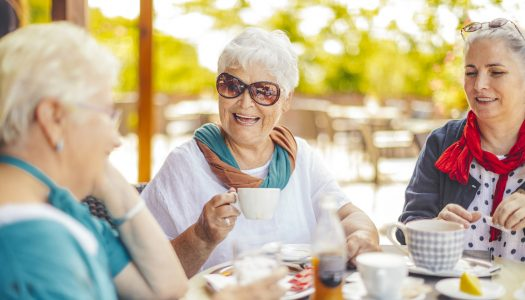 How a Getaway with Girlfriends Can Enhance Your Friendships in Retirement