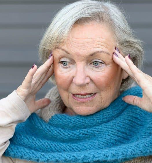 Dementia Forgetfulness