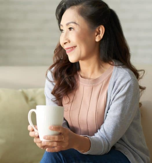 evening rituals for positivity life after 60